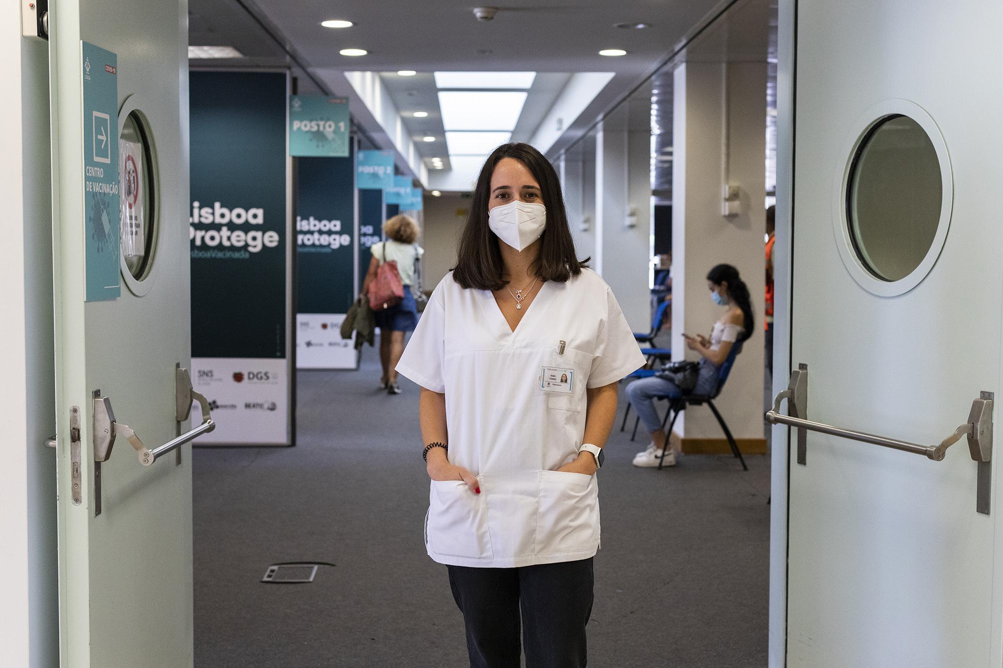 Centro de Vacinação do Parque das Nações - 07SET21
