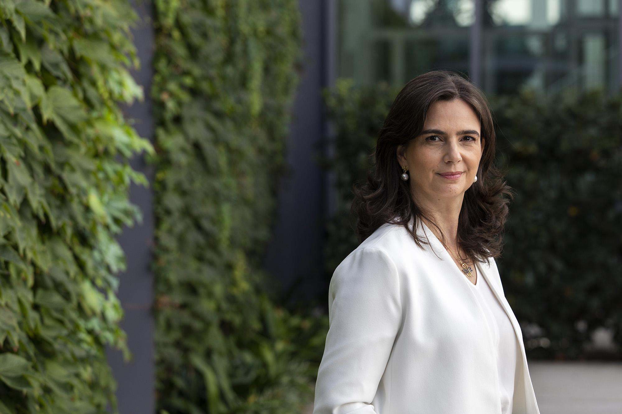 Inês Sequeira Mendes, managing partner da Abreu, em entrevista ao ECO/Advocatus - 21SET21
