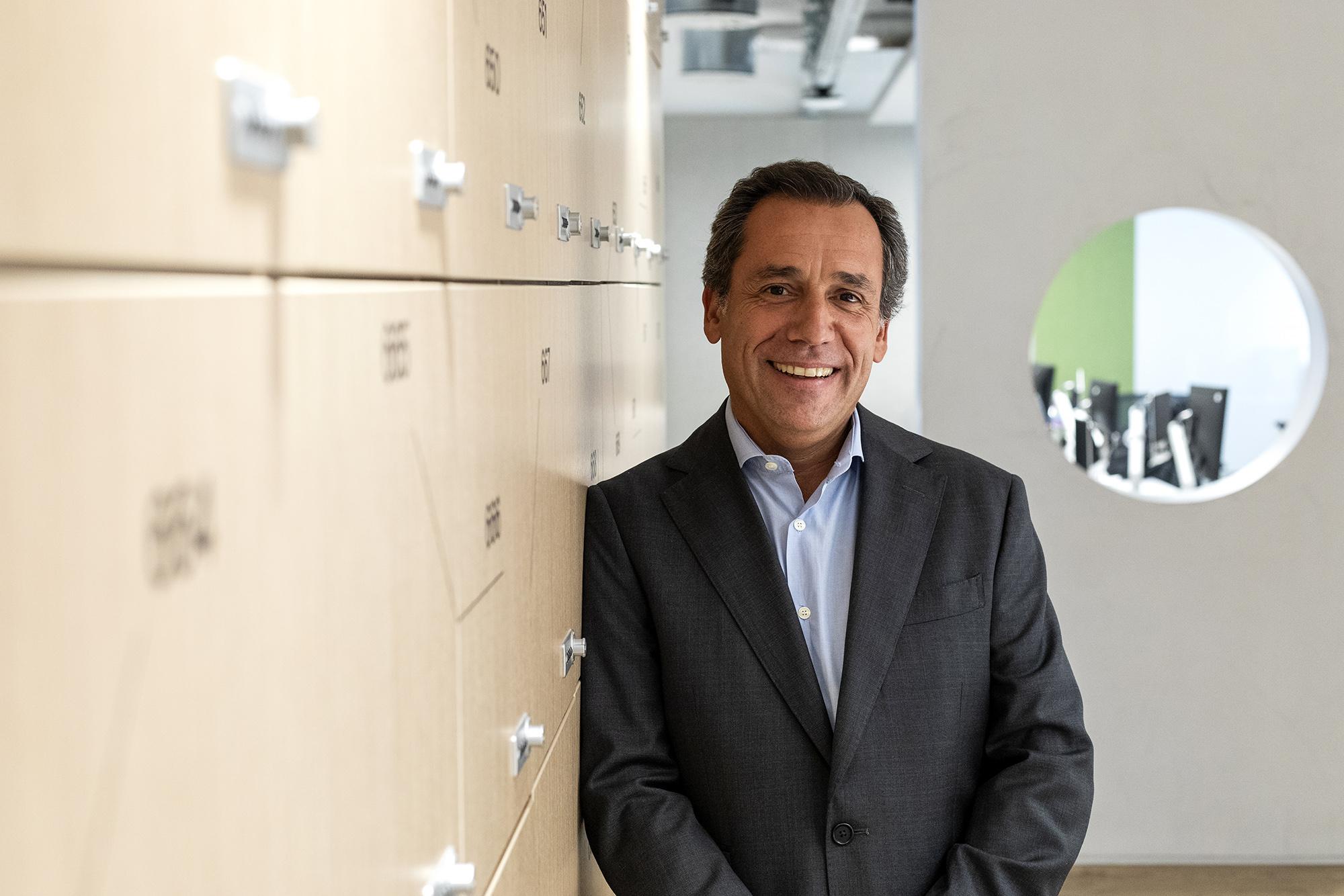 Rodrigo Simões de Almeida, CEO da Marsh Portugal, em entrevista ao ECO Seguros - 23SET21